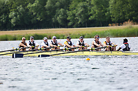 Race: 6  Open Masters A Eights - Time Trial<br /> <br /> The Metropolitan Regatta 2019<br /> Sunday<br /> <br /> To purchase this photo, or to see pricing information for Prints and Downloads, click the blue 'Add to Cart' button at the top-right of the page.