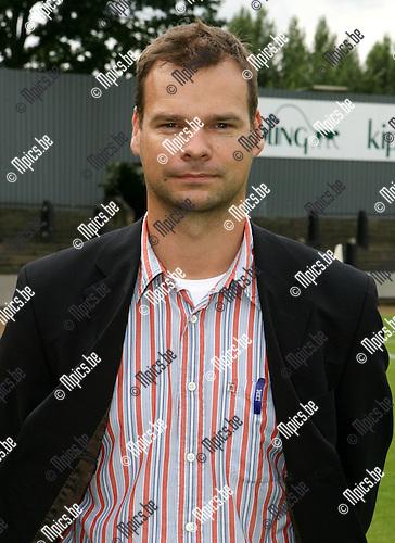 2008-07-16 / Voetbal / K. Berchem Sport / Seizoen 2008-2009 / Trainer Philip Van Dooren..Foto: Maarten Straetemans (SMB)