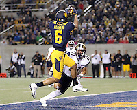 Cal Football vs Washington, November 5, 2016