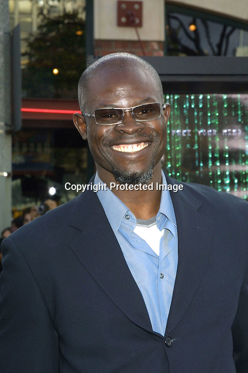©2003 KATHY HUTCHINS/HUTCHINS PHOTO.MATRIX RELOADED PREMIERE.WESTWOOD,CA.MAY 7, 2003...DJIM HOUNSU