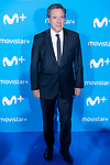 Inaki Gabilondo attends to blue carpet of presentation of new schedule of Movistar+ at Queen Sofia Museum in Madrid, Spain. September 12, 2018. (ALTERPHOTOS/Borja B.Hojas)