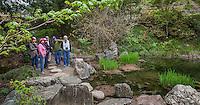 Allan Mandell, garden photographer leading PhotoBotanic workshop, University of California Berkeley Botanical Garden