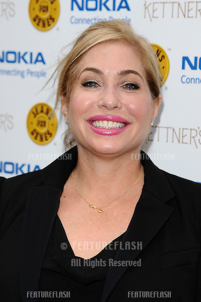 Brix Smith arriving for the Jeans For Genes Launch Party, at Kettners, London. 06/09/2011  Picture by: Steve Vas / Featureflash