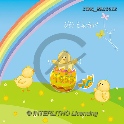 Marcello, EASTER, OSTERN, PASCUA, paintings+++++,ITMCEAS1012,#E#, EVERYDAY