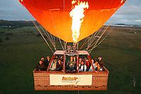 20130611 June 11 Hot Air Balloon Gold Coast