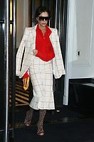 Victoria Beckham seen in New York City