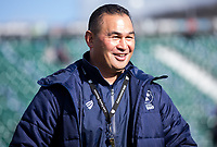 Bristol Bears' Head Coach Pat Lam<br /> <br /> Photographer Bob Bradford/CameraSport<br /> <br /> Gallagher Premiership - Bath Rugby v Bristol Bears - Sunday 1st March 2020 - The Recreation Ground - Bath<br /> <br /> World Copyright © 2020 CameraSport. All rights reserved. 43 Linden Ave. Countesthorpe. Leicester. England. LE8 5PG - Tel: +44 (0) 116 277 4147 - admin@camerasport.com - www.camerasport.com