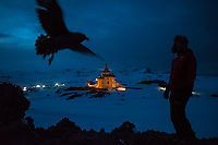 Countries Rush for Upper Hand in Antarctica