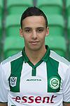 Hilal Ben Moussa of FC Groningen,