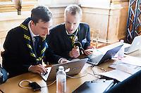 20150423 Seminarium Ungt ledarskap på Kungliga Slottet. Stiftelsen Ungt Ledarskap