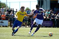 UITHUIZEN - Voertbal, RWE Eemsmond - FC Groningen, voorbereiding seizoen 2018--2019, 30-06-2018,  FC Groningen speler Mateo Cassierra