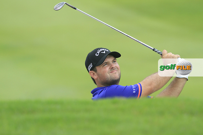 Patrick Reed (USA) on the 5th during Round 3 of the CIMB Classic in the Kuala Lumpur Golf &amp; Country Club on Saturday 1st November 2014.<br /> Picture:  Thos Caffrey / www.golffile.ie