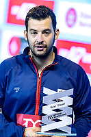 10 FILIPOVIC Filip SRB Best Player <br /> Barcelona 28/07/2018 Piscines Bernat Picornell <br /> Men Medal Ceremony <br /> 33rd LEN European Water Polo Championships - Barcelona 2018 <br /> Photo Andrea Staccioli/Deepbluemedia/Insidefoto