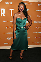 LOS ANGELES - DEC 3:  Betty Gabriel at the Counterpoint Season 2 Premiere at the ArcLight Hollywood on December 3, 2018 in Los Angeles, CA