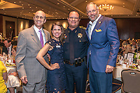 Crime Stoppers Awards Luncheon at the Royal Sonesta Hotel