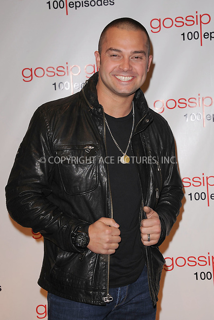 WWW.ACEPIXS.COM . . . . . .November 19, 2011, New York City....Nick Swisher attends the 'Gossip Girl' 100 episode celebration at Cipriani Wall Street on November 19, 2011 in New York City.....Please byline: KRISTIN CALLAHAN - ACEPIXS.COM.. . . . . . ..Ace Pictures, Inc: ..tel: (212) 243 8787 or (646) 769 0430..e-mail: info@acepixs.com..web: http://www.acepixs.com .