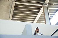 São Paulo (SP), 05/10/2019 - SÃOPAULO-FORTALEZA - Daniel Alves do São Paulo. São Paulo e Fortaleza, pela 23ª rodada do Campeonato Brasileiro 2019, no estádio do Pacaembu, neste sábado (05).