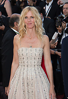 Sandrine Kiberlain at the premiere for &quot;Ismael's Ghosts&quot; at the opening ceremony of the 70th Festival de Cannes, Cannes, France. 17 May 2017<br /> Picture: Paul Smith/Featureflash/SilverHub 0208 004 5359 sales@silverhubmedia.com