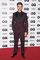 LONDON, UK. September 05, 2018: Darren Kennedy at the GQ Men of the Year Awards 2018 at the Tate Modern, London