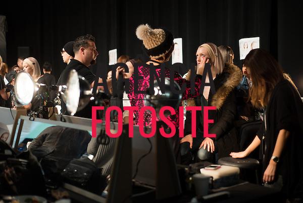 Nova Iorque, EUA &ndash; 02/2014 - Desfile de Marc Jacobs durante a Semana de moda de Nova Iorque - Inverno 2014. <br /> Foto: FOTOSITE