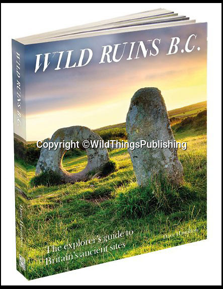 BNPS.co.uk (01202 558833)<br /> Pic: WildThings/BNPS<br /> <br /> Walk back in Time - new travel book reveals Britain's ancient places.<br /> <br /> An explorer has travelled the length and breadth of Britain to document over 400 mysterious little known ancient sites.<br /> <br /> Dave Hamilton ventured off the beaten track to uncover wild ruins which have stood for between 2,000 and 10,000 years.<br /> <br /> He avoided famous sites like Stonehenge, instead focusing on little-known lost ruins scattered across the country.<br /> <br /> His travels saw him encounter sacred tombs and caves, stone circles, Bronze Age brochs and Iron Age hillforts.