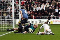 Pictured: Mark Gower of Swansea City in action<br />