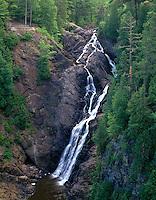 Pattison State Park, WI<br /> Manitou Falls (165 ft)