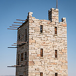 Stokes Castle (1897), Austin, Nev.