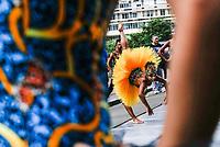 SÃO PAULO, SP, 19.05.2019: VIRADA-SP - Apresentações durante a Virada Cultura na manhã deste domingo (19) em São Paulo. (Foto: Carla Carniel/Código19)