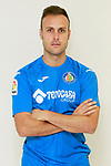 Getafe CF's Juan Cala during the session of the official photos for the 2017/2018 season. September 19,2017. (ALTERPHOTOS/Acero)