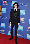 PALM SPRINGS, CA - JANUARY 02: Actor Timothée Chalame arrives at the 29th Annual Palm Springs International Film Festival Film Awards Gala at Palm Springs Convention Center on January 2, 2018 in Palm Springs, California.