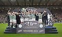 Motherwell v Celtic 21st May 2011