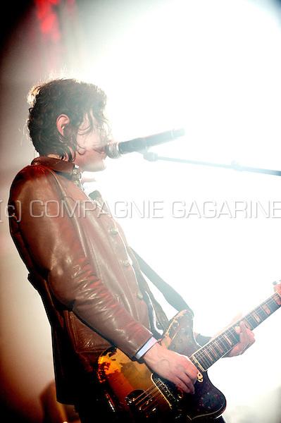 Belgian band Mintzkov in concert at the Humo's Pop Poll Deluxe awards ceremony in Antwerp (Belgium, 14/03/2010)