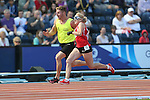Glasgow 2014 Commonwealth Games<br /> Tracey Hinton (Wales)<br /> Women's 100m T12 Heats<br /> <br /> 28.07.14<br /> ©Steve Pope-SPORTINGWALES