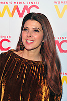 NEW YORK, NY - OCTOBER 26: Marisa Tomei at the Women's Media Center 2017 Women's Media Awards at Capitale on October 26, 2017 in New York City. Credit: John Palmer/MediaPunch /NortePhoto.com