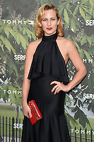 Alice Dellal<br /> arrives for the Serpentine Gallery Summer Party 2016, Hyde Park, London.<br /> <br /> <br /> ©Ash Knotek  D3138  06/07/2016