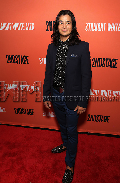 Ty Defoe attend the Broadway Opening Night after party for 'Straight White Men' Broadway Opening Night at DaDong on July 23, 2018 in New York City
