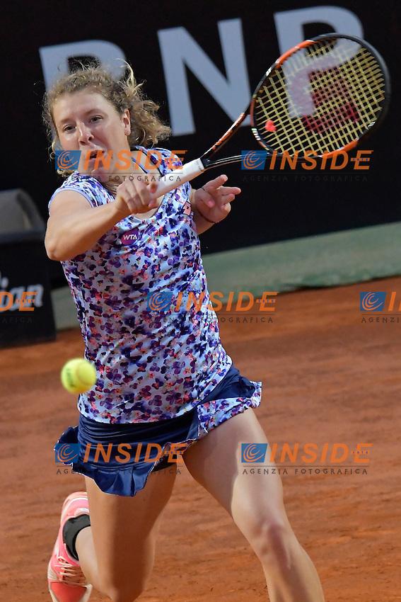 Anna-Lena Friedsam (GER)<br /> Roma 10-05-2016  Foro Italico<br /> Internazionali BNL d'Italia, <br /> Tennis WTA<br /> Foto Antonietta Baldassarre / Insidefoto
