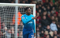 Danny Welbeck of Arsenal during the Premier League match between Bournemouth and Arsenal at the Goldsands Stadium, Bournemouth, England on 14 January 2018. Photo by Andy Rowland.