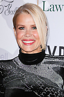 Melinda Messenger<br /> arriving for the Float Like a Butterfly Ball 2019 at the Grosvenor House Hotel, London.<br /> <br /> ©Ash Knotek  D3536 17/11/2019