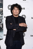 NEW YORK, NY - JUNE 24 :Director Bong Joon Ho pictured at the Premiere of premiere of RADiUS-TWC's SNOWPIERCER at MOMA in New York City, June 24, 2014 in New York City.© HP/ Starlitepics.