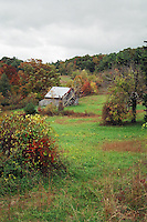 Photo of Barn on Blue Ridge Parkway, Virginia