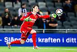 Stockholm 2015-03-05 Fotboll Svenska Cupen Djurg&aring;rdens IF - IFK Norrk&ouml;ping :  <br /> Djurg&aring;rdens m&aring;lvakt Kenneth H&ouml;ie H&oslash;ie i aktion under matchen mellan Djurg&aring;rdens IF och IFK Norrk&ouml;ping <br /> (Foto: Kenta J&ouml;nsson) Nyckelord:  Djurg&aring;rden DIF Tele2 Arena Svenska Cupen Cup IFK Norrk&ouml;ping Peking portr&auml;tt portrait