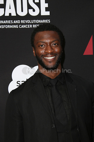 SANTA MONICA, CA - MAY 11: Aldis Hodge arrives at the 3rd Biennial Rebels With A Cause Fundraiser at Barker Hangar on May 11, 2016 in Santa Monica, California.  Credit: Parisa/MediaPunch.