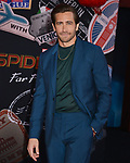 """Jake Gyllenhaal 038 arrives for the premiere of Sony Pictures' """"Spider-Man Far From Home"""" held at TCL Chinese Theatre on June 26, 2019 in Hollywood, California"""