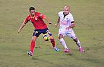 Barranquilla- Uniatónoma y Once Caldas empataron sin goles, el partido correspondiente a la fecha 14 del Torneo Clausura 2014, desarrollado el 11 de octubre en el estadio Metropolitano.