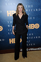 www.acepixs.com<br /> May 11, 2017  New York City<br /> <br /> Michelle Pfeiffer attending the 'The Wizard Of Lies' New York Premiere at The Museum of Modern Art on May 11, 2017 in New York City. <br /> <br /> Credit: Kristin Callahan/ACE Pictures<br /> <br /> <br /> Tel: 646 769 0430<br /> Email: info@acepixs.com