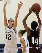 Okemos vs. Waterford Kettering at Detroit Country Day, Girls Varsity Basketball, 12/28/12