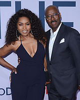 """LOS ANGELES - JUL 31:  Angela Bassett, Courtney B. Vance at the """"Otherhood"""" Photo Call at the Egyptian Theater on July 31, 2019 in Los Angeles, CA"""