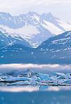 Fairweather Range, Alsek Lake, Alaska